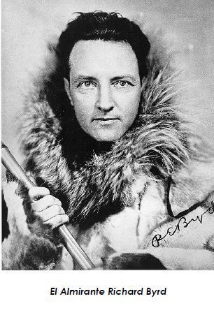 Hollow earth theory admiral byrd