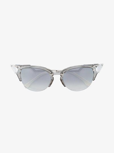 Fendi iridia palladium sunglasses