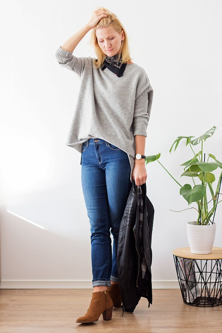 Slow fashion challenge - 10 outfits out of 10 pieces of clothes. #slowfashio #challenge #capsulewardrobe