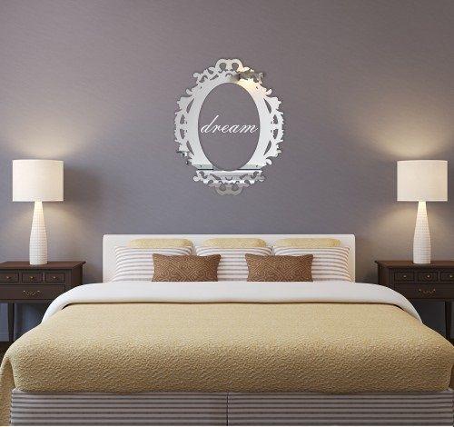 Dream moderní dekorativní zrcadlo na stěnu