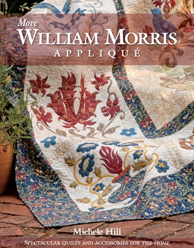 next book to buy: Quilts Patterns, Applique Quilts, Crafts Book, Spectacular Quilts, Williams Morris, Michele Hill, Morris Appliques, Morris Appliqué, William Morris