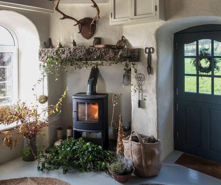 La perfecta casa rústica en la que desearías pasar la Navidad - 1748