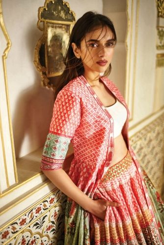 Aditi Rao Hydari for Anita Dongre's Love Notes Campaign