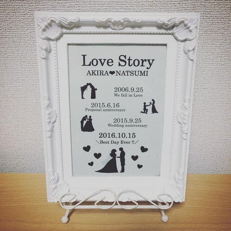 結婚式装飾アイテム・ラブストーリーに書きたい英語フレーズまとめ | marry[マリー]