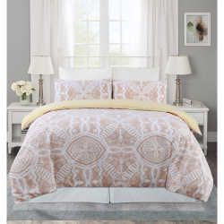 House & Home 180TC Dusk Quilt Cover Set - King