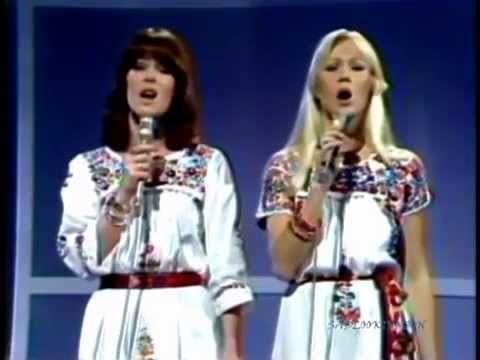 ABBA - Fernando (Don Lane Show 1976)
