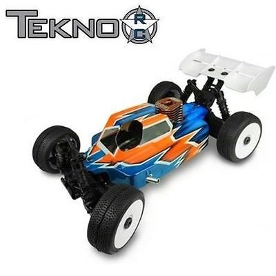﹩309.95. NEW TEKNO TKR5300 1/8TH SCALE NB48 4WD NITRO OFF-ROAD RC COMPETITION BUGGY KIT    Type - Competition Buggy Kit, Scale - 1:8, Fuel Source - Gasoline, Year - 2013, UPC - 815076014383