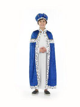 Blue Wise Man Nativity Costume - Google Search