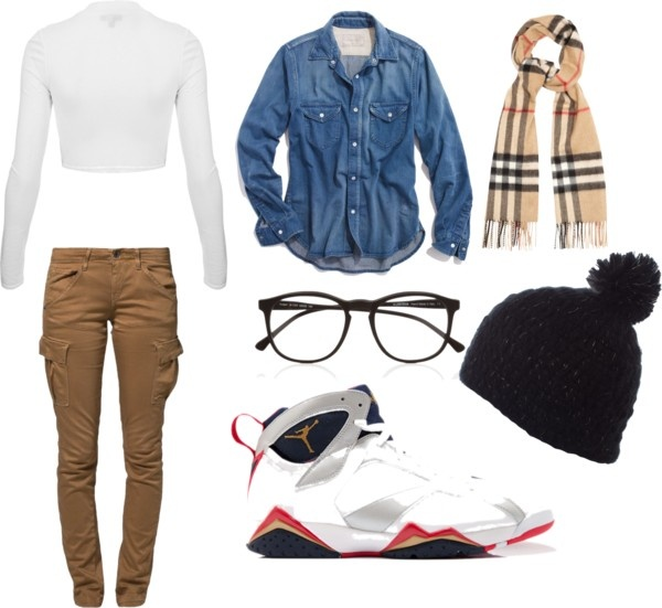 """""""swagg :P"""" by domoniques ❤ liked on Polyvore"""