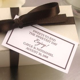 Wedding Favor Tags Messages : ... Wedding Favor Sayings on Pinterest Wedding cd, Wedding favors and