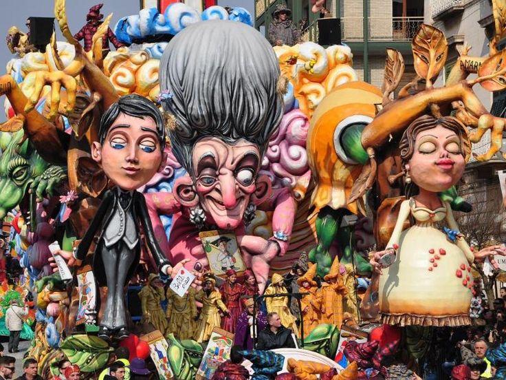 The longest Carnival in Putignano (Puglia - Italy)