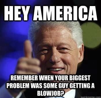 Bill Clinton Meme