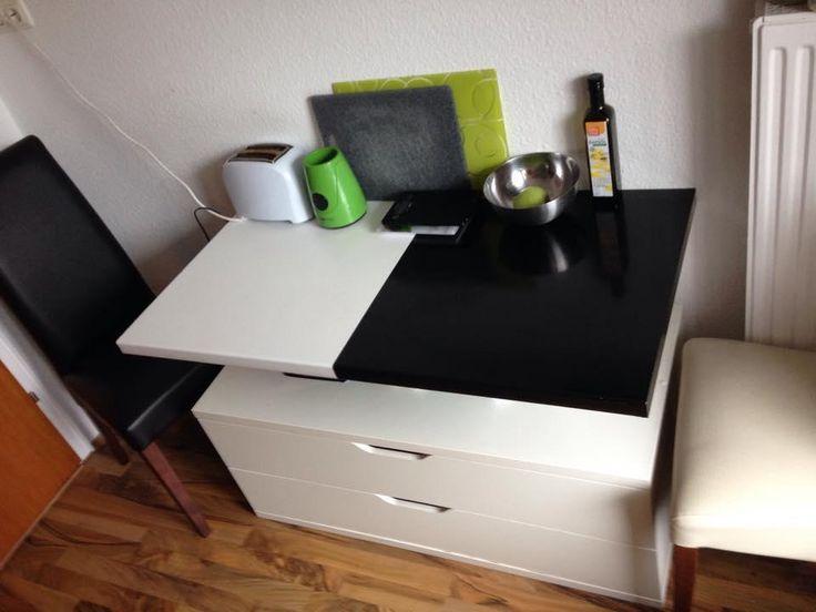 Küche, 2. Ansicht