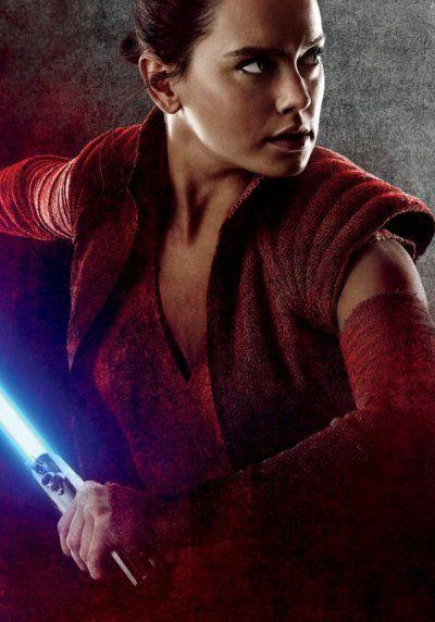 Rey ready for battle