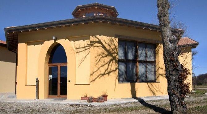 Caseificio tradizionale italiano