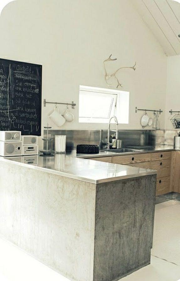 38 best Cement images on Pinterest Architecture, Concrete design - moderne kuchen forster