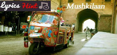 Mushkilaan Lyrics – Waqar EX | Rahat Fateh Ali Khan #songs #Lyrics #Music #video #Youtube