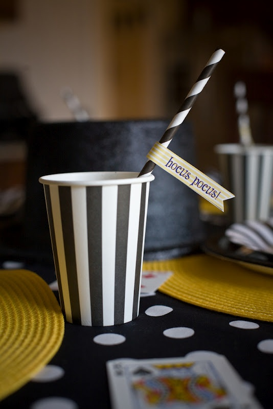Magic Themed 3rd Birthday Party - Kara's Party Ideas - The Place for All Things Party