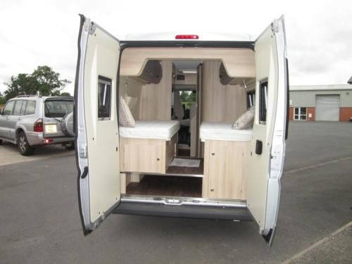 Auto Trail TRIBUTE T 680 NEW READY NOW FIXED BEDS VAN CONVERSION DIESEL SILVER