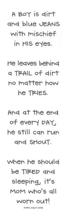 Cute Boy Quotes scrapbooking-tutorials  @Kimberly Peterson Peterson Evans Reminds me of Jackson!