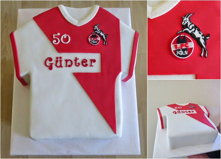 1. FC Köln Kuchen