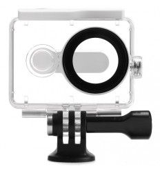 Underwater Waterproof Case IPX68 40m for Xiaomi Yi Sports Camera (ORIGINAL) - Transparent