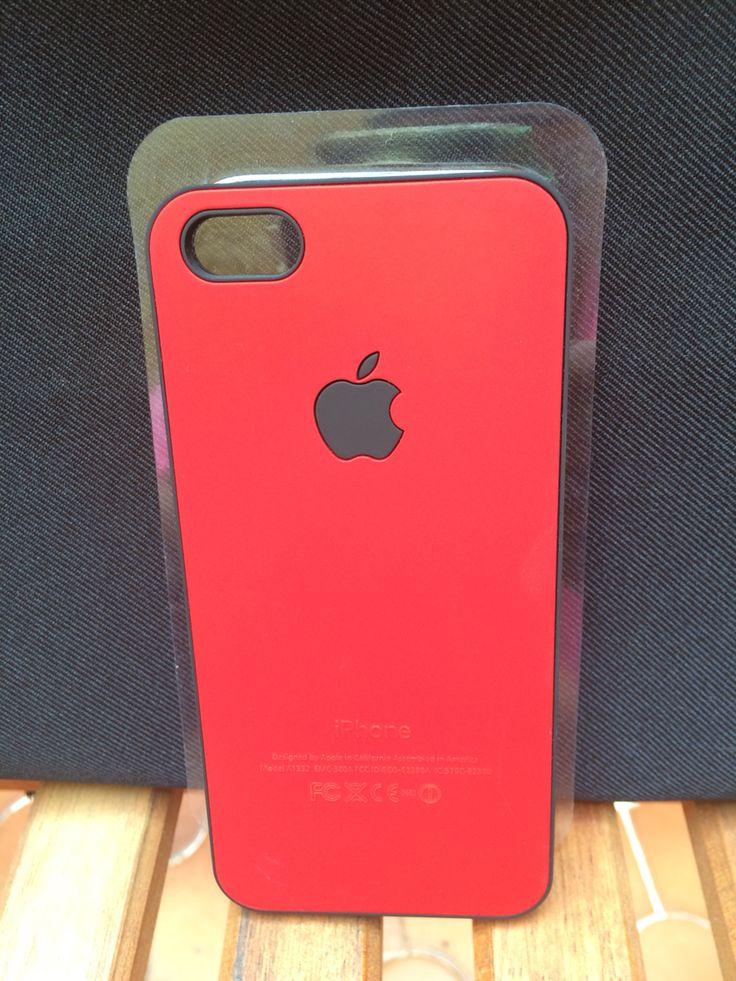 Case iPhone 5 Rojo $ 120.00