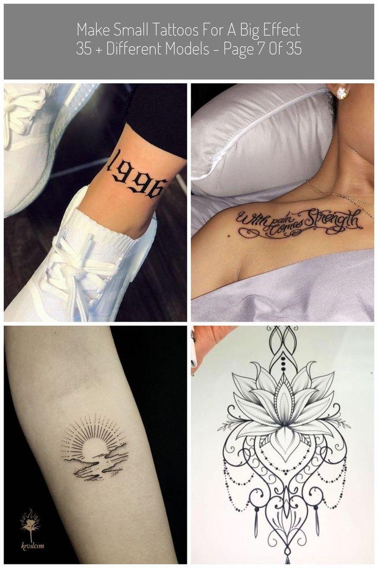 Tattoo designs; Tattoo ideas; tattoo; Tattoos for women small ...