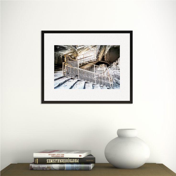 Photo Verticalité, Centrale Hydraulique - Aurélien Villette - YellowKorner