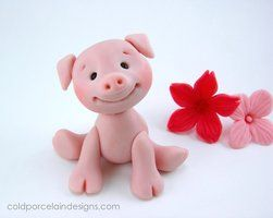 *HAND SCULPTED IN COLD PORCELAIN CLAY ~ i-be-c's deviantART gallery