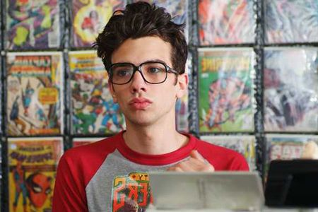 Jay Baruchel, particularily in Fanboys. Club cannot handle the adorkableness.