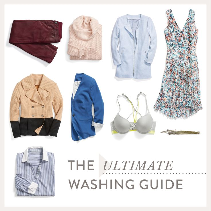 """When to wash it 