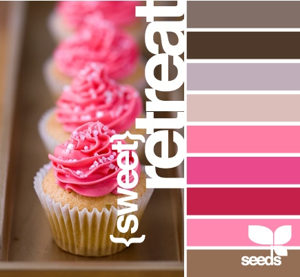 17 Best Images About Bakery Colour Scheme On Pinterest