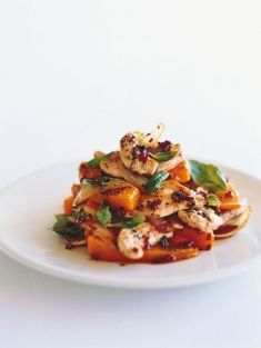 Recipes | Middle Park Fresh Fruit Market.... Chicken and pumpkin stir fry.