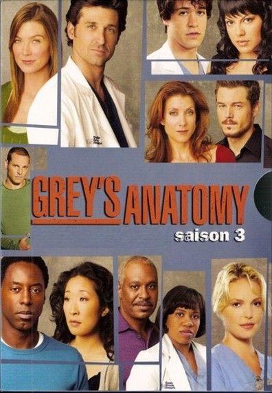 Grey's Anatomy: Saison 3 (2006) — The Movie Database (TMDb)