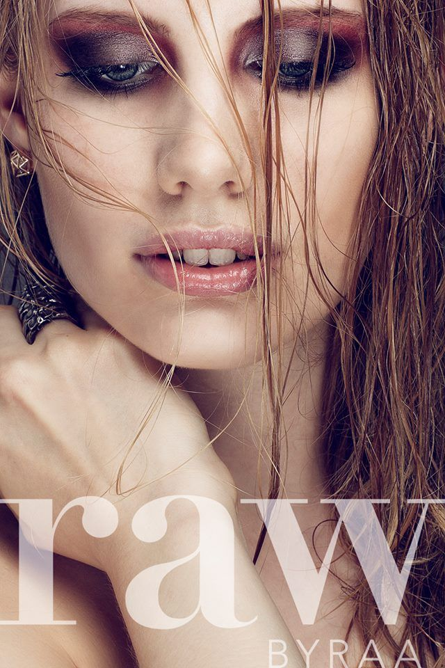 rawbyraa models hair