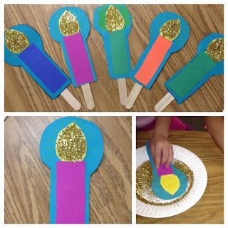 """""""This Little Light of Mine"""" and other craft ideas for Bible lessons."""