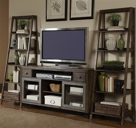 Home Entertainment Spaces: 28 Best Entertainment Centers For Small Spaces/Big Spaces