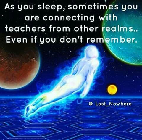 Click the Pin to get more And as you fall asleep, ask to remember...and chances are it will be so.