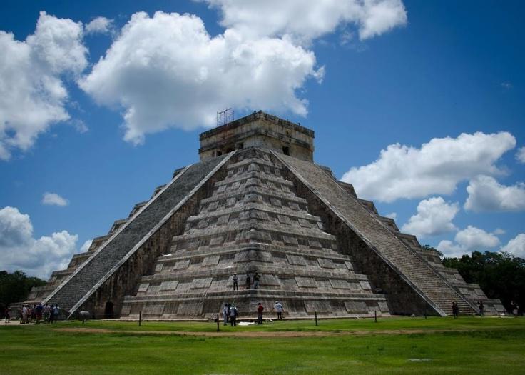 Chitchen Itza, Yucatan, Mexico Destination-Wedding-Experts.com