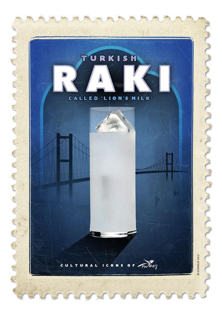 Rakı, Cultural Icons of Turkey by @Emrah Yücel