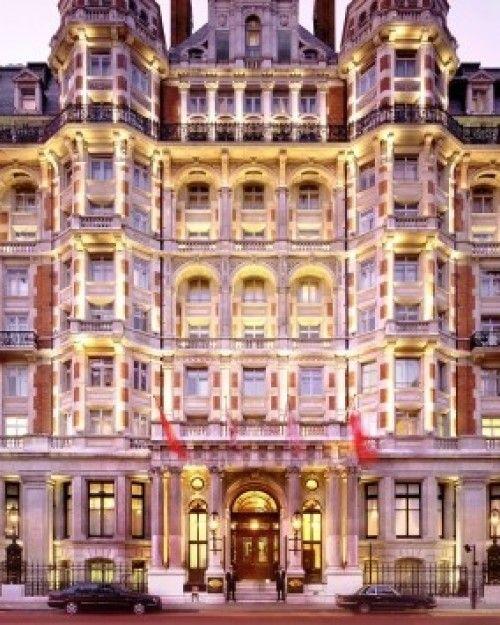 Mandarin Oriental, London  ( London, United Kingdom )  The iconic Mandarin Oriental is a landmark near Hyde Park in London. #Jetsetter