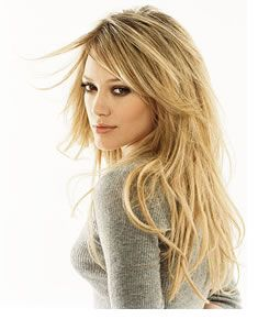 hilary duff hairstyles   Men Women Hairstyles: Hilary Duff Long Celebrity Hairstyles