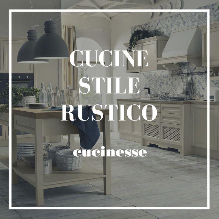 22 best Cucine in Stile Rustico images on Pinterest | Gusto, Stiles ...