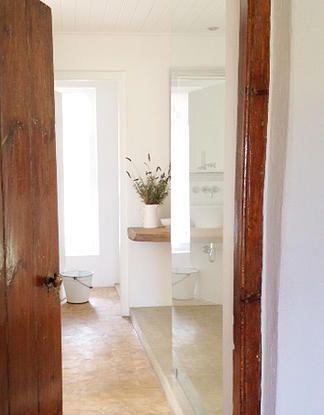 Accommodation in Prins Albert, Die Letterhuis en Ou Opstal