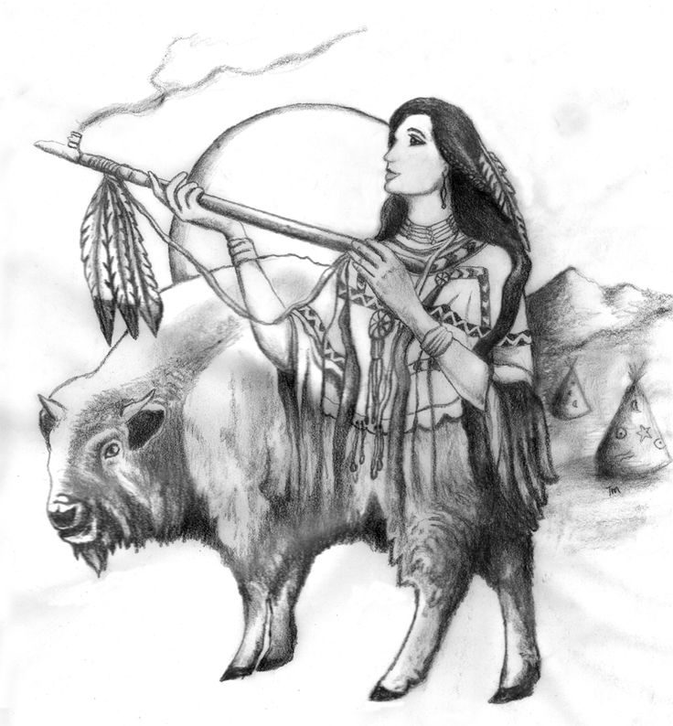 sioux coloring pages - photo#44