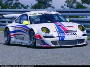 2007 Porsche 911 GT3 RSR 485hp GT Racer - http://sickestcars.com/2013/06/18/2007-porsche-911-gt3-rsr-485hp-gt-racer/