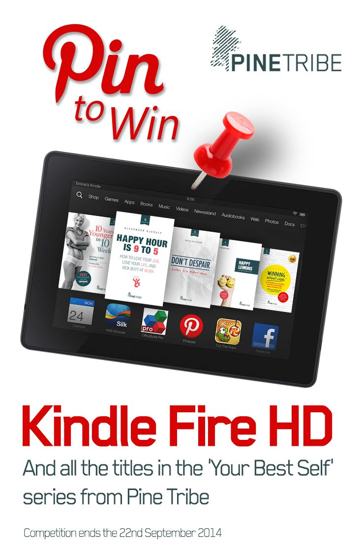 win a kindle