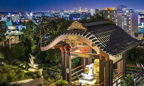 Yamashiro - Haven't been here in years. Time to revisit this glorious Hollywood icon.