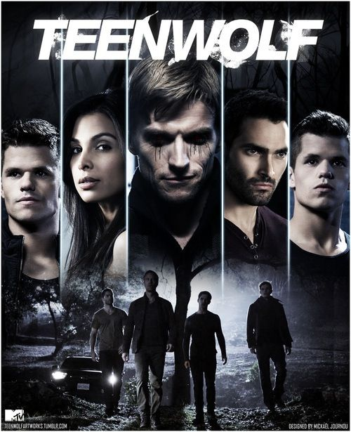 teen wolf.... sounds gay but watch it....atleast for the guys